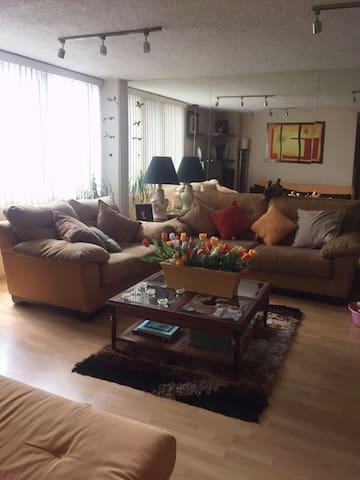Departamento con Ubicación perfecta - Ciudad de México - Apartment