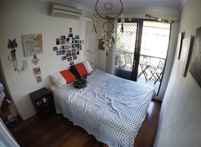 Beautiful own room in lovely & comfortable flat - Ultimo - Apartment