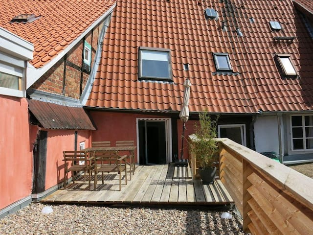 Charming Apartment with TV and Wifi in oldtown LG - Lüneburg - Apartament