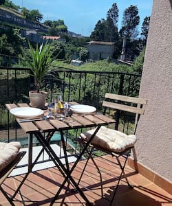 Lekeitio down town sunny harbour and wifi - Appartement