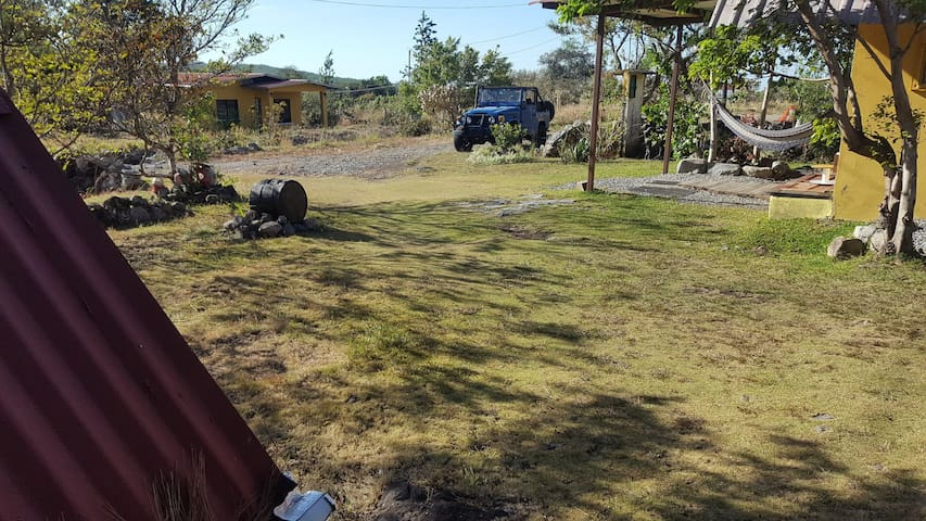 The Tent Hostal and Camping