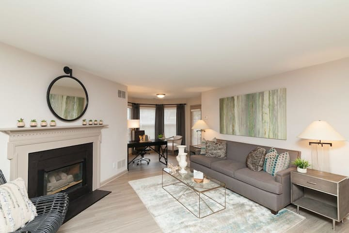 Well-kept apartment home | 1BR in Odenton