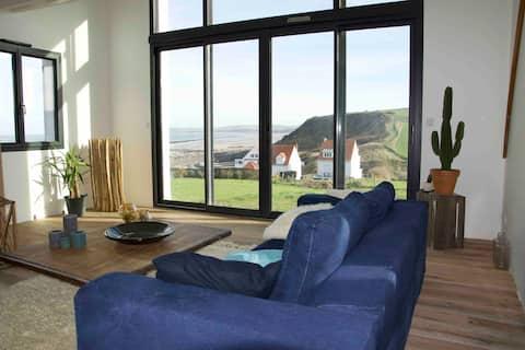 Villa vue exceptionnelle sur le Cap Gris-Nez