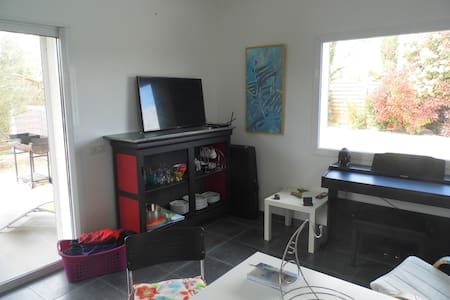 Homestay in Villa with pool - Saussines - 別荘