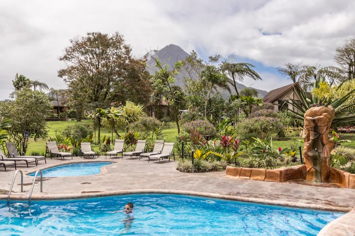 Accomodation  La Fortuna, Arenal Volcano - La Fortuna - Hotel boutique