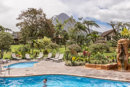 Accomodation  La Fortuna, Arenal Volcano - La Fortuna - Boutique-hotell