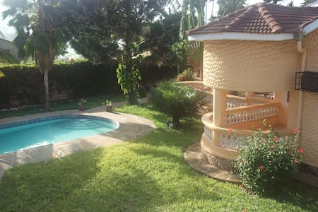 Maina Paradise - Diani Beach - House