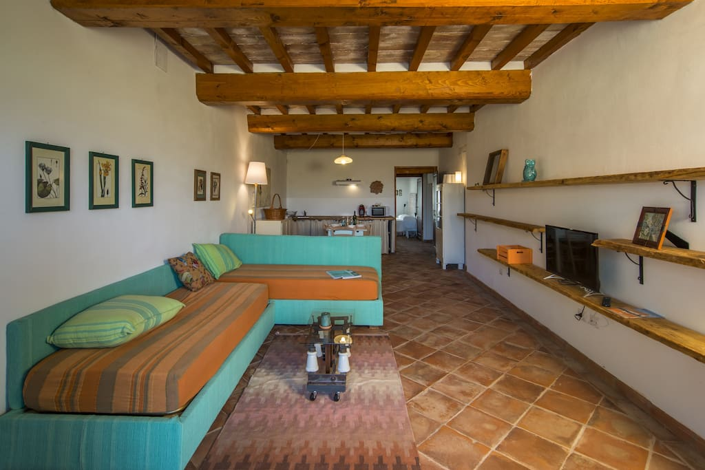 Casa Vacanze Le Fornaci - Panoramic view of the apartment