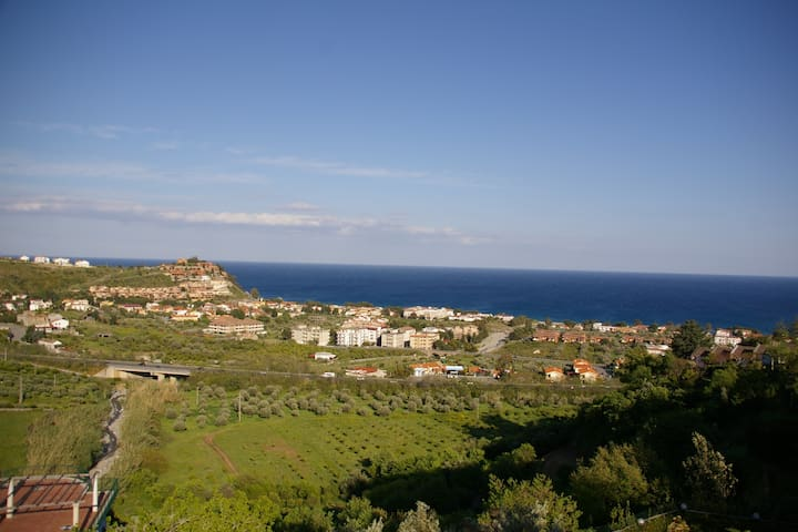 Appartamento vista mare 3 - Montauro - Apartment
