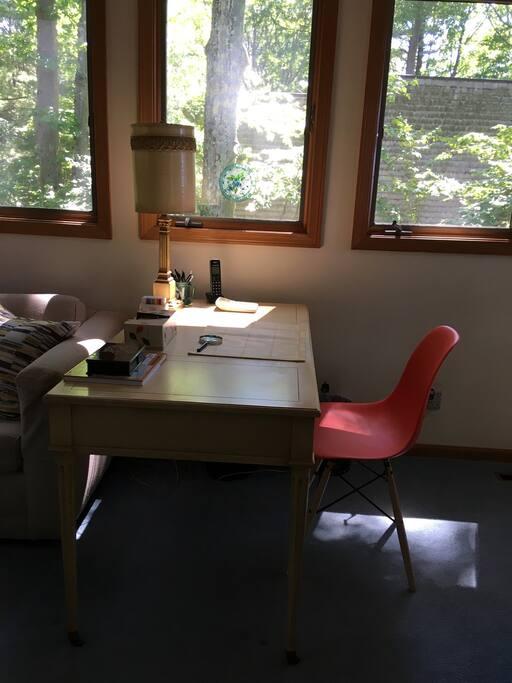Family Room Desk