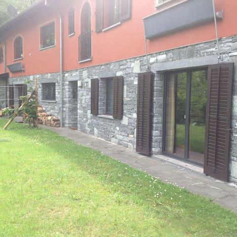 Picolo Paradiso - Golino - Wohnung