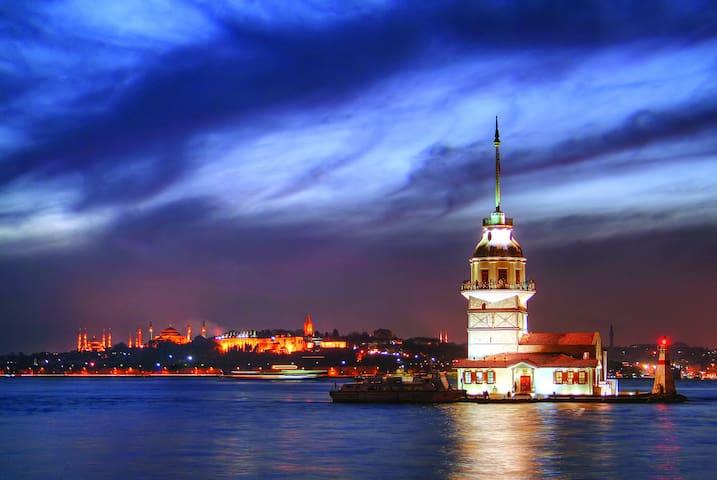 Inga Room Istanbul Dreams