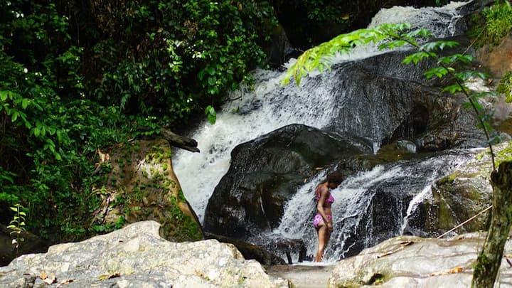 Le bivouac de Kimbakala