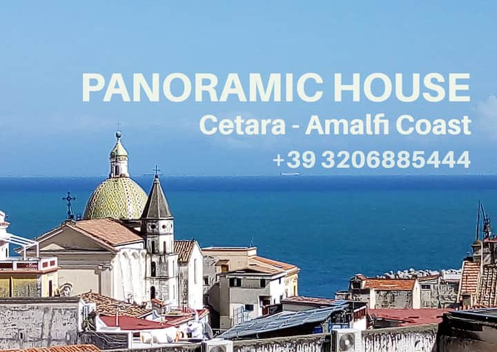 CETARA PANORAMIC HOUSE