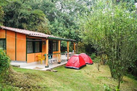 Casita Campestre Marujita - Tabio - Huis