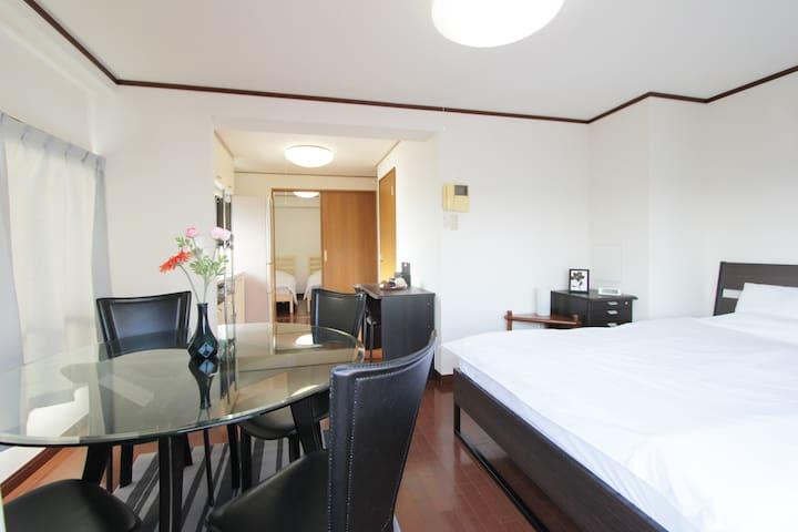 Yoyogi Sta./Wi-Fi/5min walk casual apartment 502