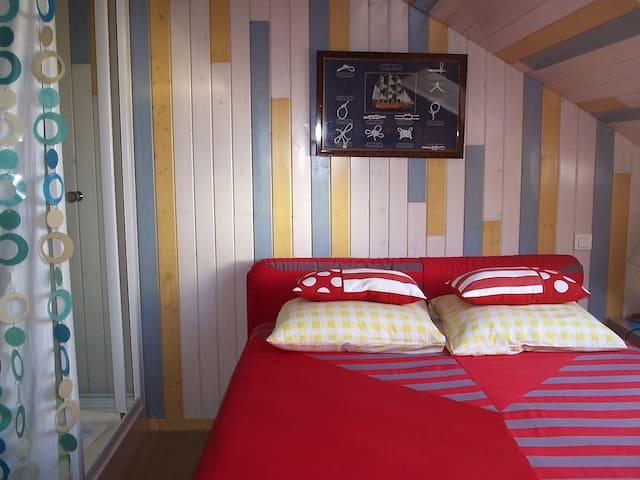 Chambre cabine - Pornichet - Rumah