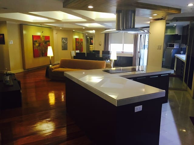 My suite at Greenhills