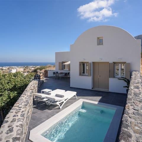 Island Sweet Home B - Santorini (max 4 persons)