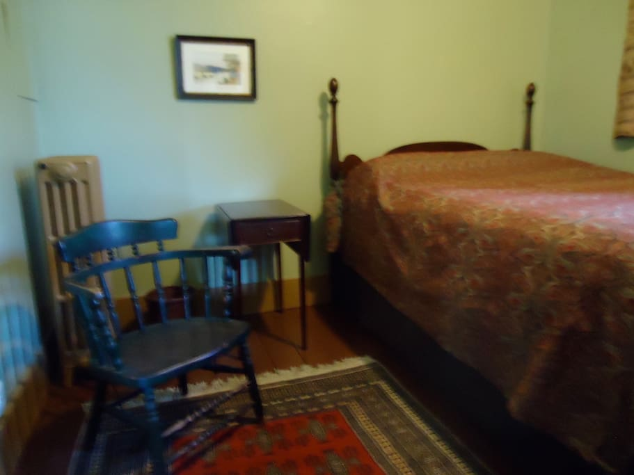 Morris Room (named after my great, great grandfather)