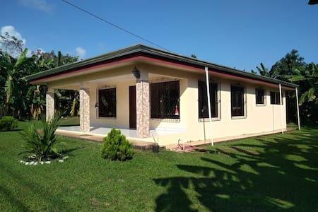 Casa de descanso Las Palmas