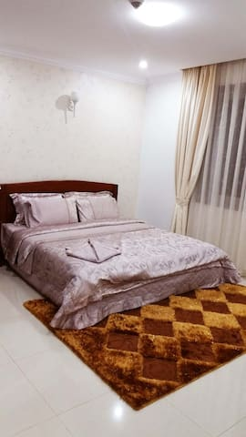 Spacious 1-Bedroom Apartment near the Nông Tiến
