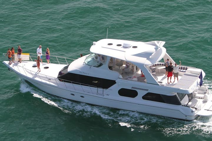 65 ft Yacht Sarasota Downtown Waterfront