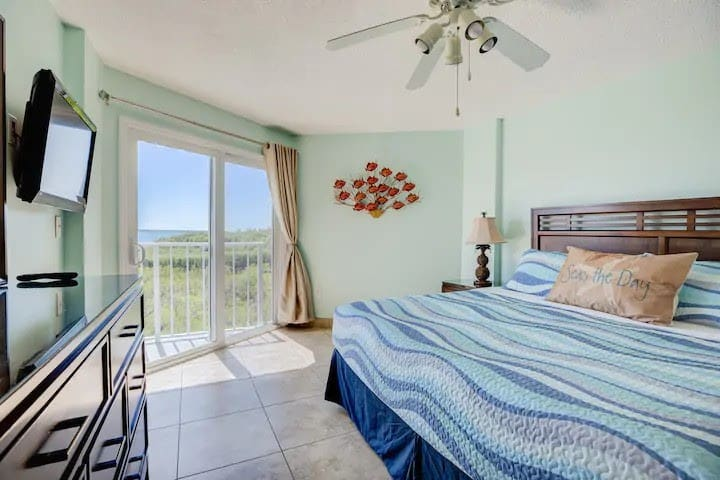 You Have The Best Unobstructed Ocean View on The Property