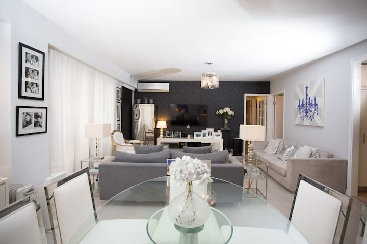 Stunning 3-bedroom Pokfulam Apartment with views