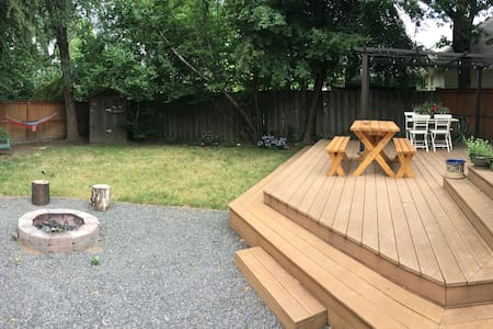 PDX Classic! Private Backyard + Walk to Everything - Portland - House