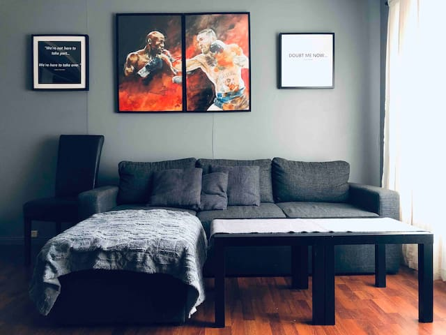 Central, Cozy apartment