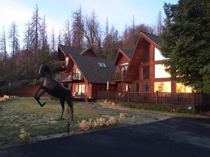 Iron Horse, Option for 4