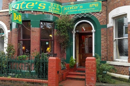 Kate's B&B (Room 10) - Belfast
