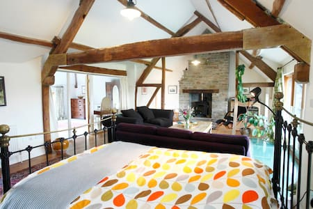 Dolygaer B&B Kilvert Suite/family room - Hay-on-Wye - Bed & Breakfast