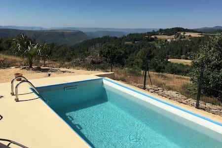 Bungalow avec piscine privée - La Voulte-sur-Rhône