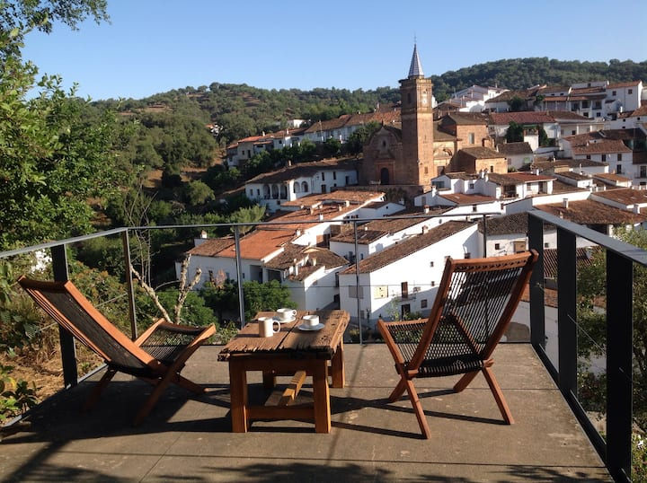 House El Risco del Lomero, tradition & modernity.