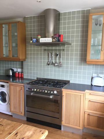Good cooking facilities