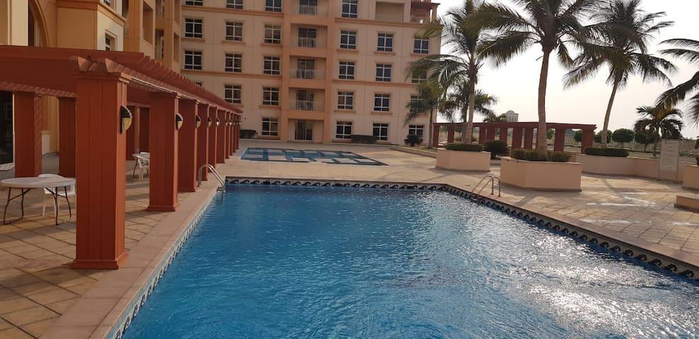 KAEC Marina Apartment مدينة الملك عبدالله