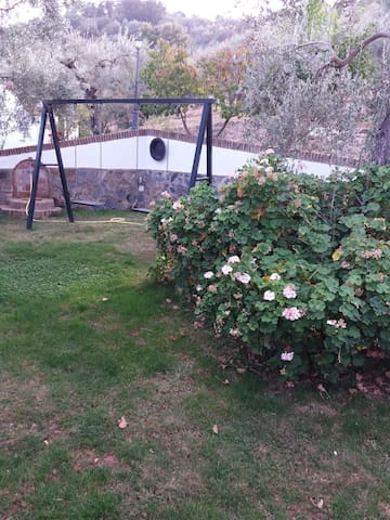 Ideal para disfrutar de la naturaleza - Cazalla de la Sierra - Huis