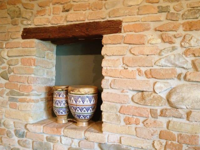 Charming House with Garden - Santarcangelo di Romagna - House