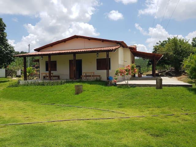 Sítio São Marco - CHALÉ MANGUEIRA