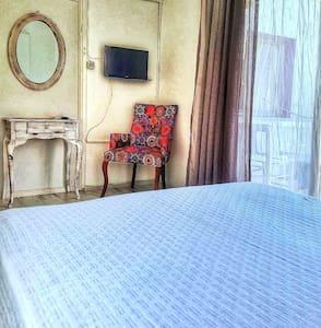 çift kişilik standart terasli oda