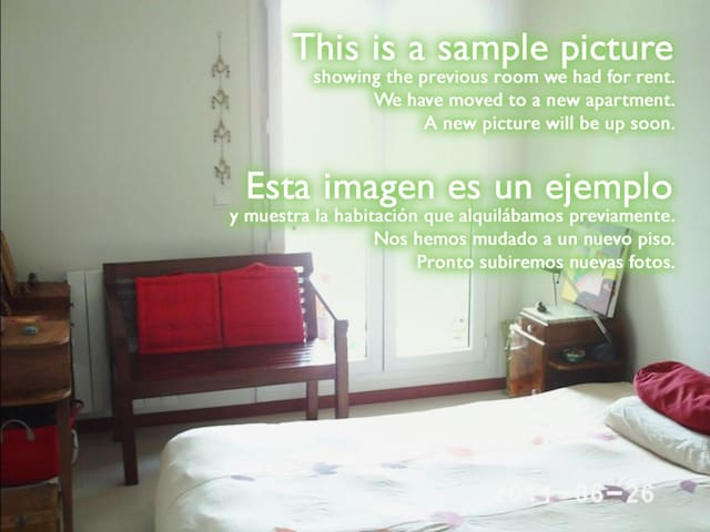 Habitación / room in Pamplona, San Fermín. - Pamplona - Apartment