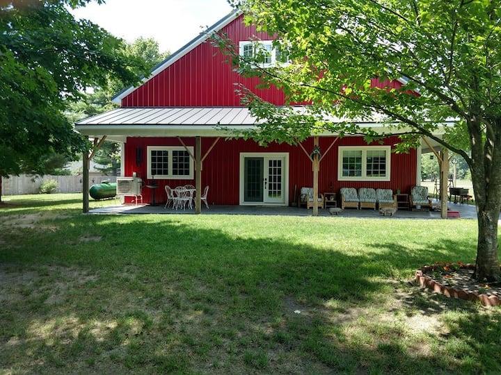 The Henhouse Inn on Cold Creek