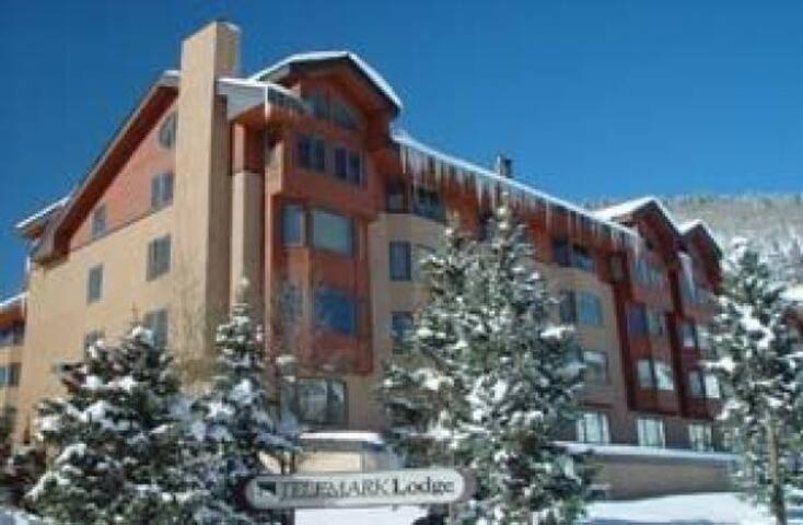 TL507 Cozy up to this wonderful one bedroom. - Copper Mountain - Hus