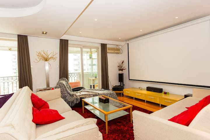 Luxury Triplex - FRENCH CONCESSION - Top location - Shanghai - Apartment