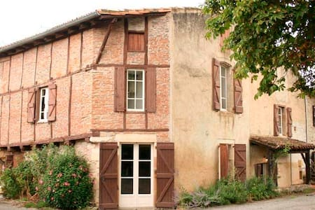 Historic House just 5km from Cordes Sur Ciel - Cordes-sur-Ciel
