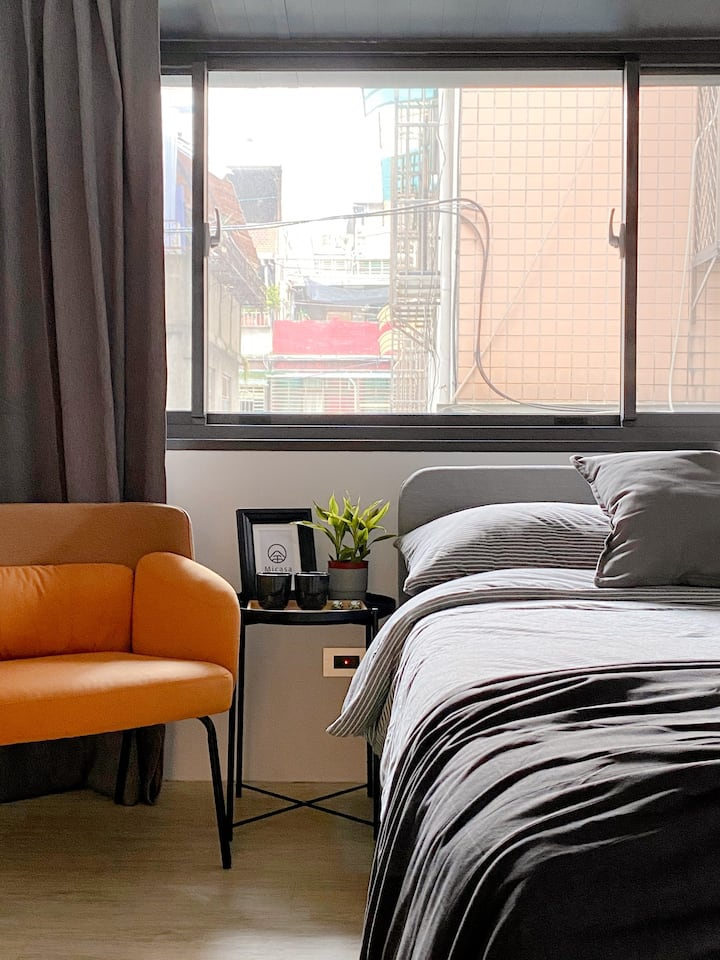 Micasa信義 | #6 | Modern and Cozy Designer Apt.