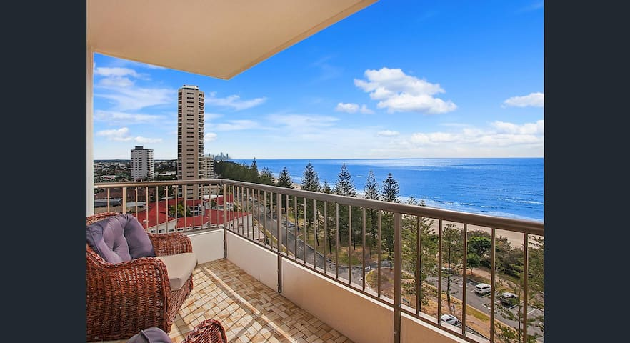 Your apartment on the best part of the Gold Coast