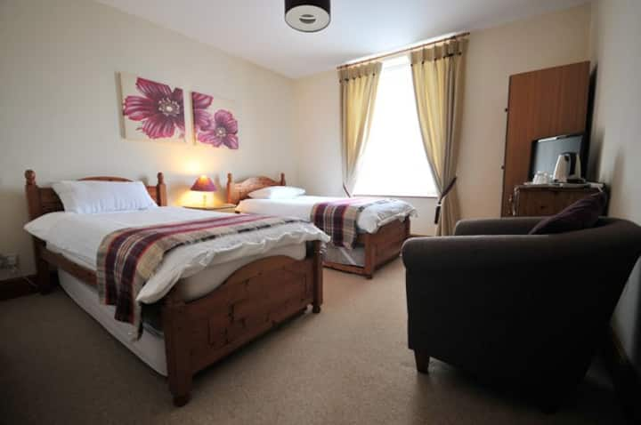 Twin Room with Private bathroom @ Red Lion House